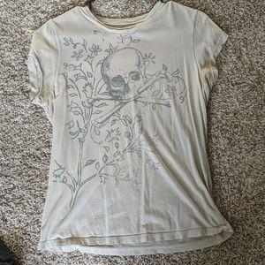 Tops - Skull T-Shirt